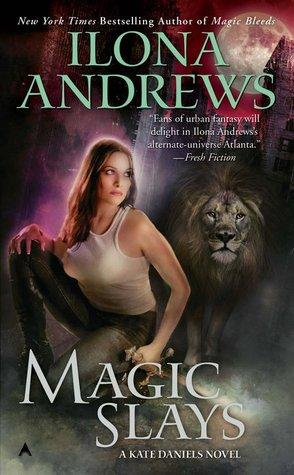 Kate Daniels - Tome 5 : Meurtre Magique de Ilona Andrews 85590410