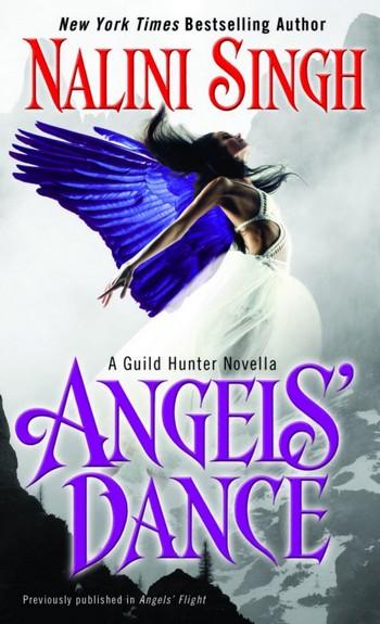 Chasseuse de vampires - Tome 4.75 : Angels' Dance de Nalini Singh Angel_10