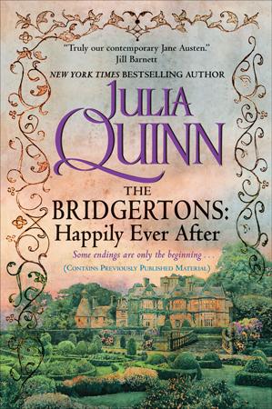 La chronique des Bridgerton - L'épilogue : Des années plus tard de Julia Quinn Bridge10