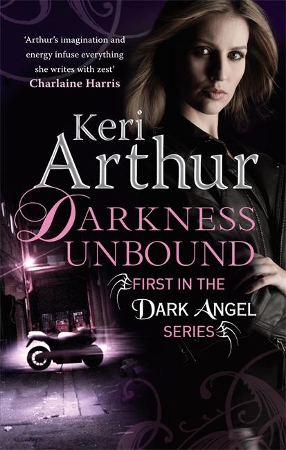 Risa Jone - Tome 1 : Les anges des ténèbres de Keri Arthur Darkne10