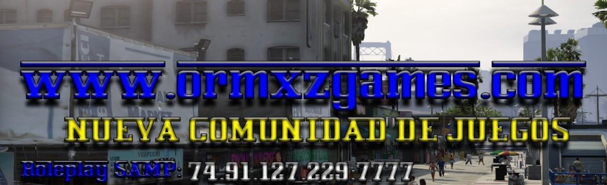 OrmxzGames RP
