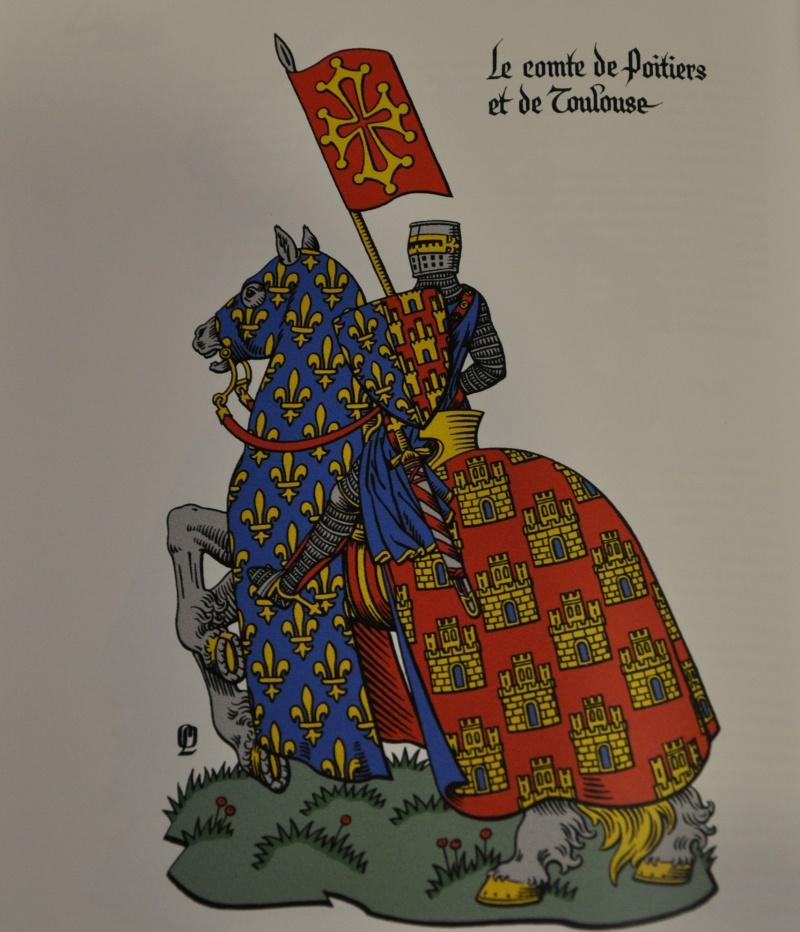 Alphonse Comte de Poitiers et de Toulouse- 90 mm Pegaso TERMINE Dsc_0032
