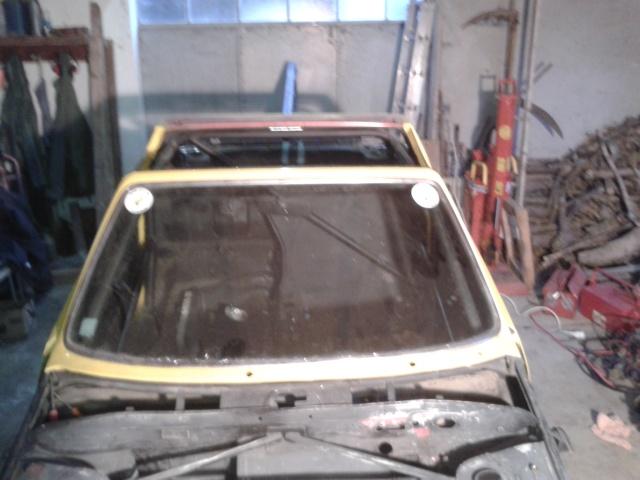 restauration FIAT X 1/9 2013-014