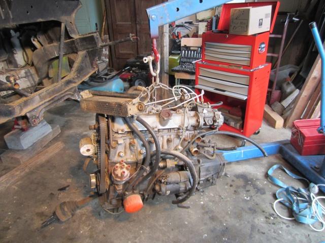 restauration FIAT X 1/9 Img_1615