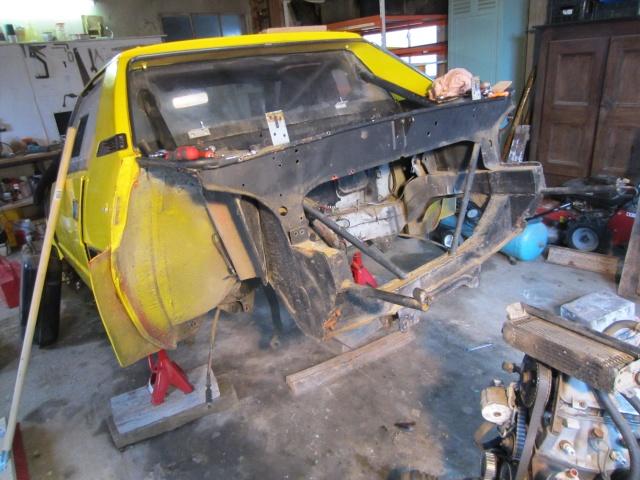restauration FIAT X 1/9 Img_1616