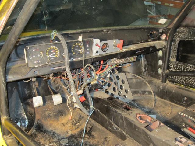 restauration FIAT X 1/9 Img_1618