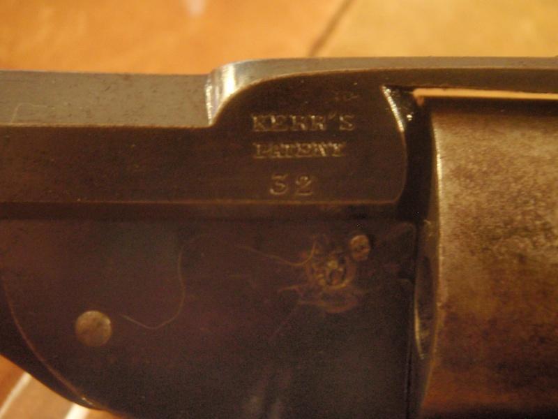 identification revolver KERR P1013012