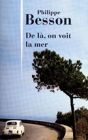 DE LA, ON VOIT LA MER de Philippe Besson 97822613