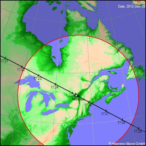 claude - 2012: Le 28/12 - Pan dans le ciel - Centre ville de Montréal -  Montra10