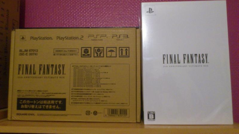 Final Fantasy 25th Anniversary Ultimate Box ! - Page 2 Dsc_0311