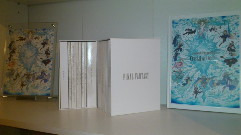 Final Fantasy 25th Anniversary Ultimate Box ! - Page 2 Dsc_0316