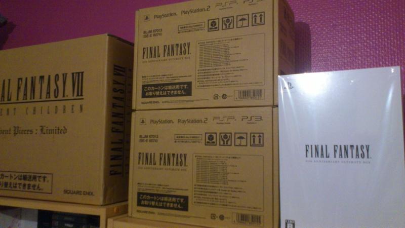 Final Fantasy 25th Anniversary Ultimate Box ! - Page 2 Dsc_0322