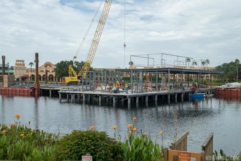 [Walt Disney World] Agrandissement du Disney's Coronado Springs Resort (juillet 2019) Disney12
