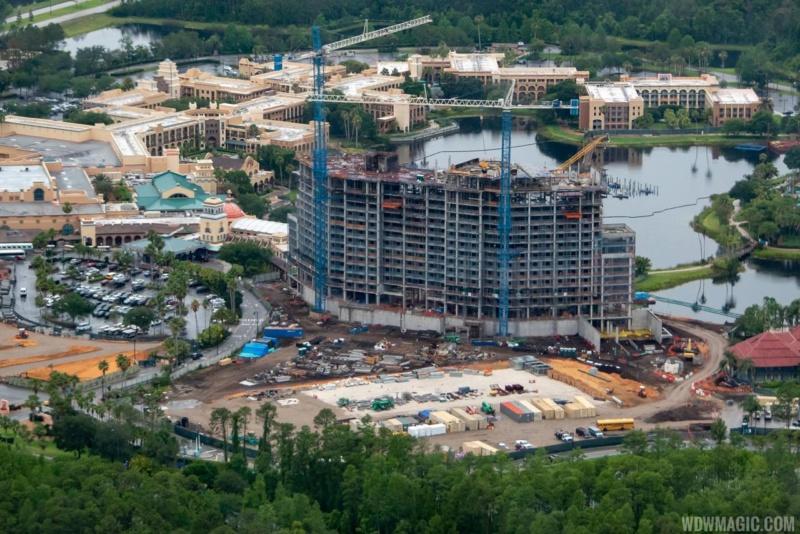 [Walt Disney World] Agrandissement du Disney's Coronado Springs Resort (juillet 2019) Disney14