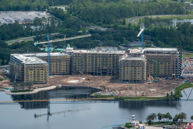 [Disney Vacation Club] Disney's Riviera Resort (automne 2019) Disney16