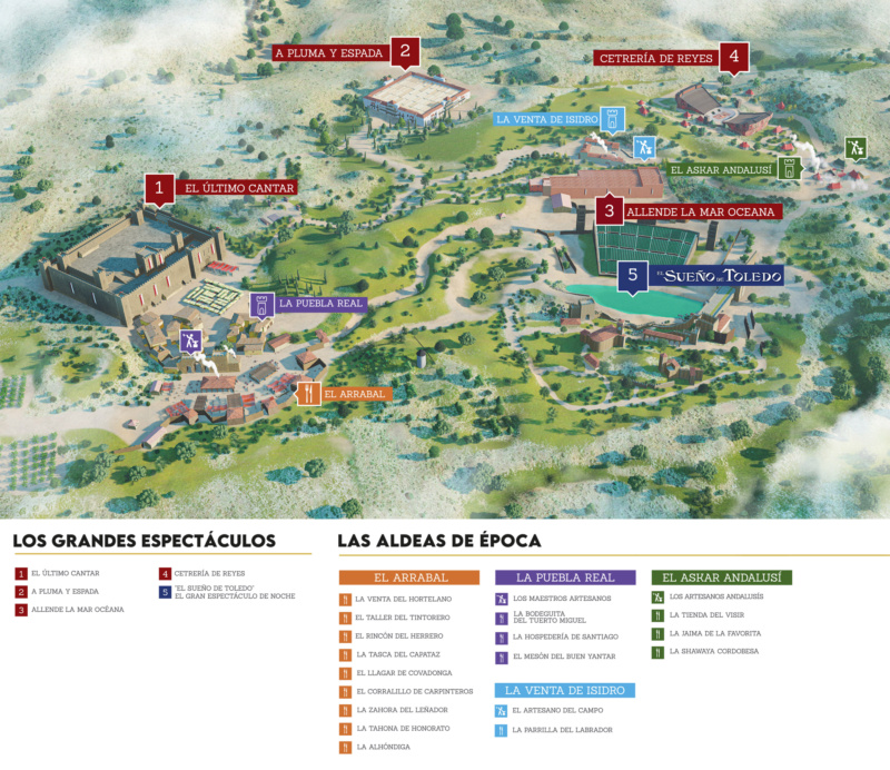Puy du Fou España [Espagne] (2021) Mapa_l10