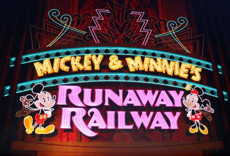 [Disney's Hollywood Studios] Mickey and Minnie's Runaway Railway (4 mars 2020) - Page 5 Mickey10