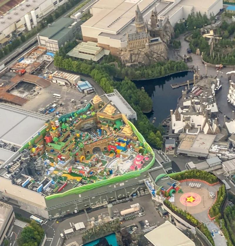 [Universal Studios Parks] Super Nintendo World (à partir de 2020) - Page 6 Photos10