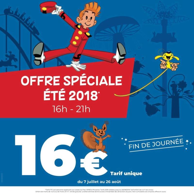 Parc Spirou Provence [France] (16 juin 2018) - Page 11 Spirou10