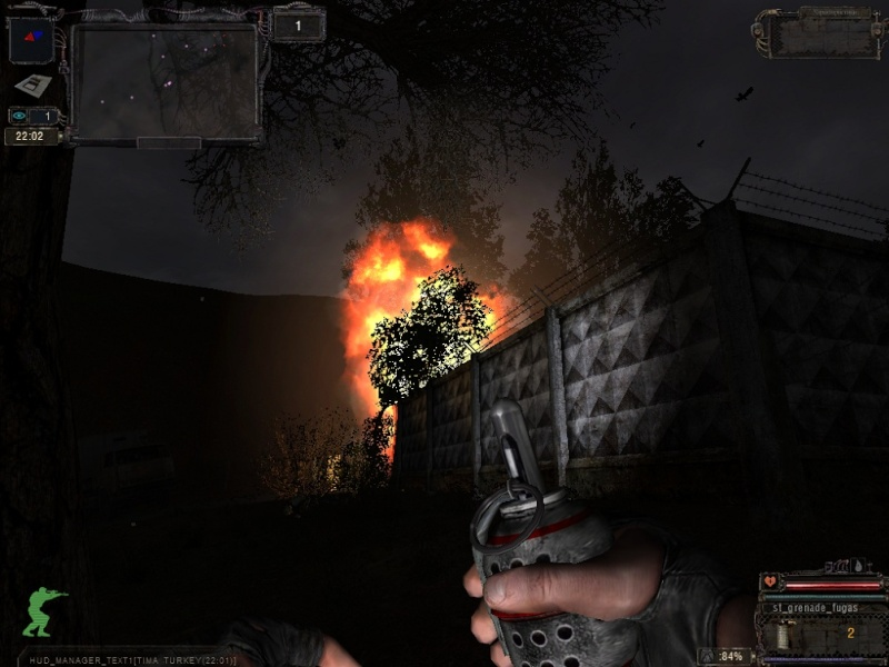 Sigerous mod  pour Shadow of Chernobyl  1310