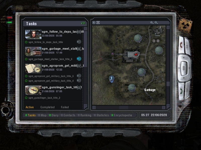 Sigerous mod  pour Shadow of Chernobyl  1710