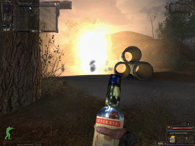 Sigerous mod  pour Shadow of Chernobyl  1810