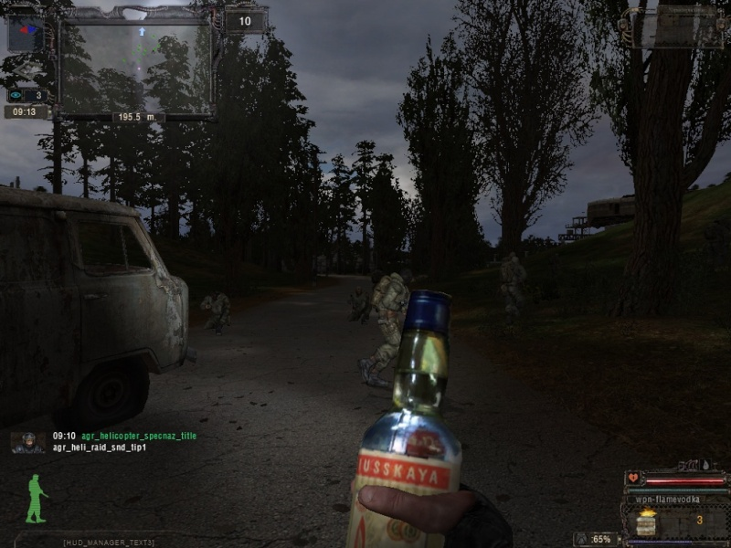 Sigerous mod  pour Shadow of Chernobyl  2010