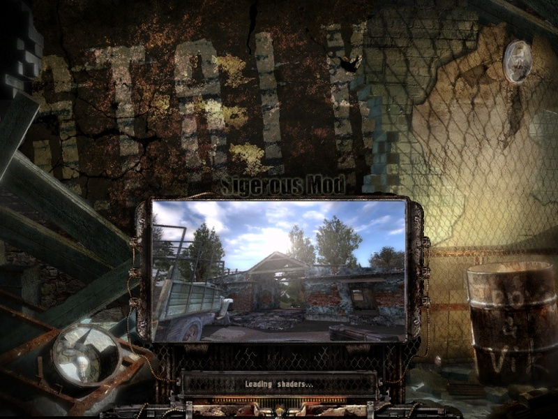Sigerous mod  pour Shadow of Chernobyl  210