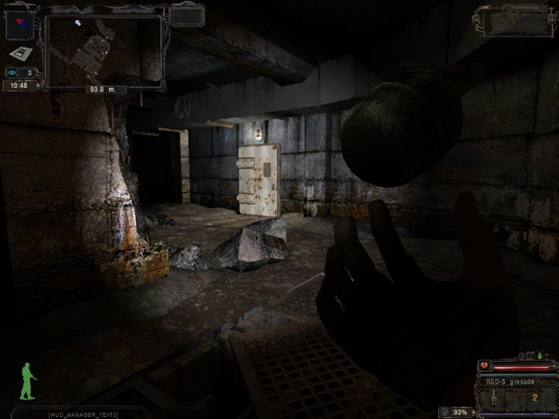 Sigerous mod  pour Shadow of Chernobyl  2210