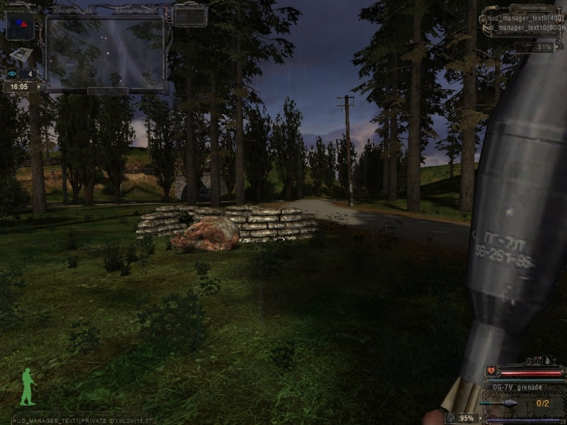 Sigerous mod  pour Shadow of Chernobyl  2610