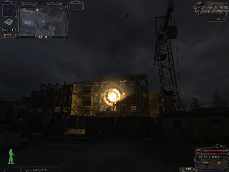 Sigerous mod  pour Shadow of Chernobyl  3610