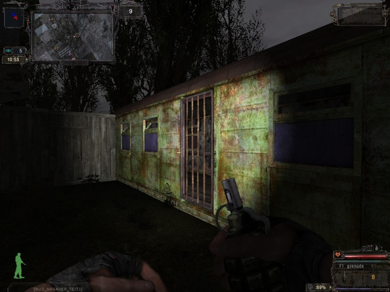 Sigerous mod  pour Shadow of Chernobyl  3710