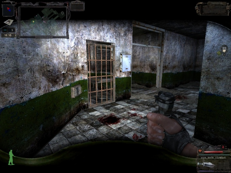Sigerous mod  pour Shadow of Chernobyl  4010