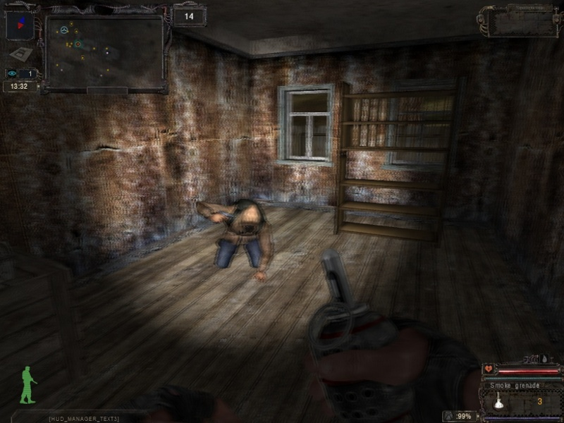 Sigerous mod  pour Shadow of Chernobyl  410