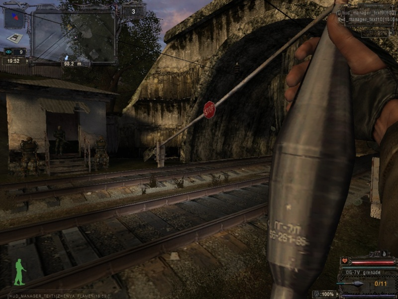 Sigerous mod  pour Shadow of Chernobyl  4410