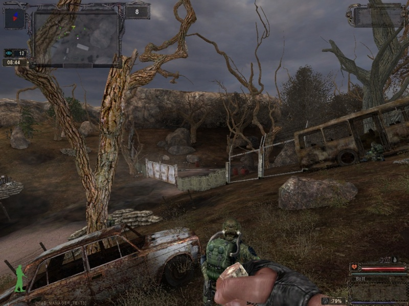 Sigerous mod  pour Shadow of Chernobyl  4610