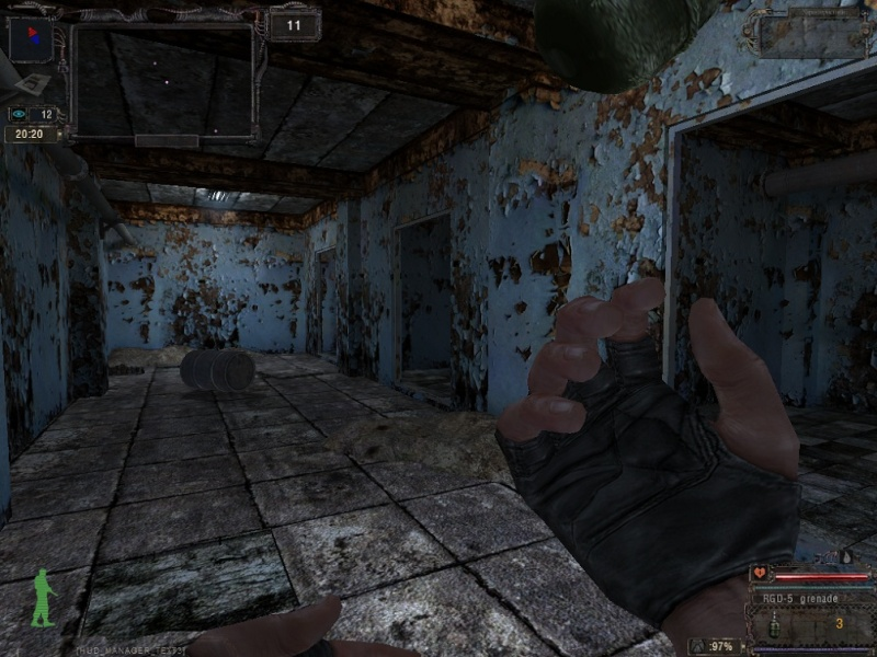 Sigerous mod  pour Shadow of Chernobyl  4910