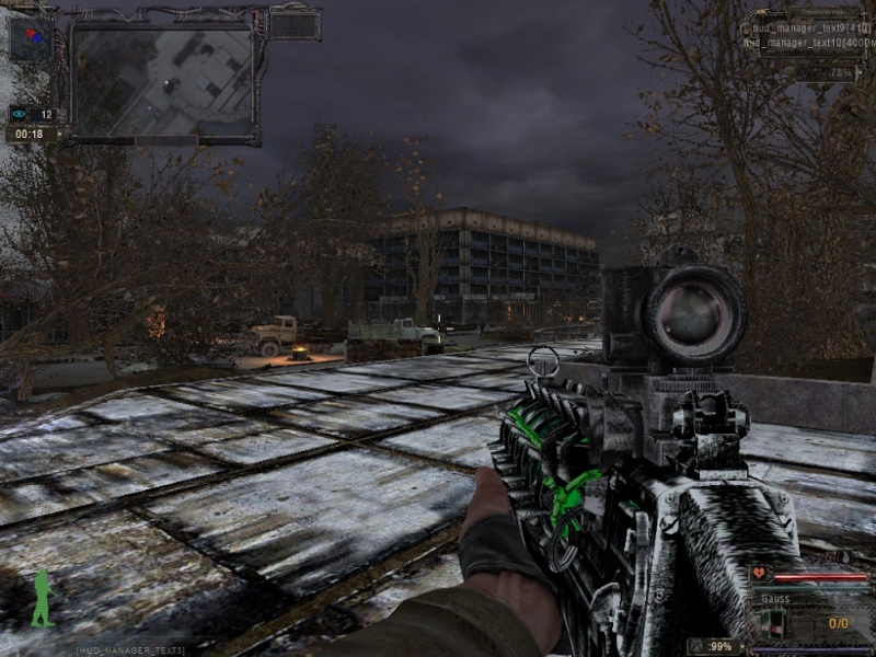 Sigerous mod  pour Shadow of Chernobyl  5110