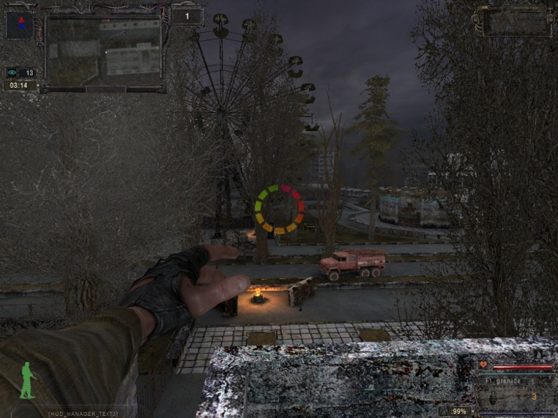 Sigerous mod  pour Shadow of Chernobyl  5210