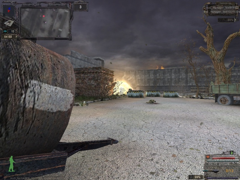 Sigerous mod  pour Shadow of Chernobyl  5410