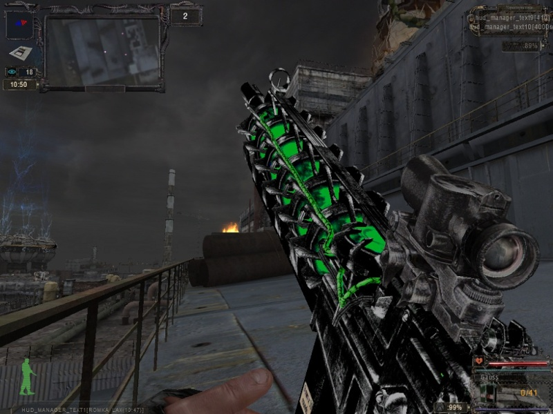 Sigerous mod  pour Shadow of Chernobyl  5810