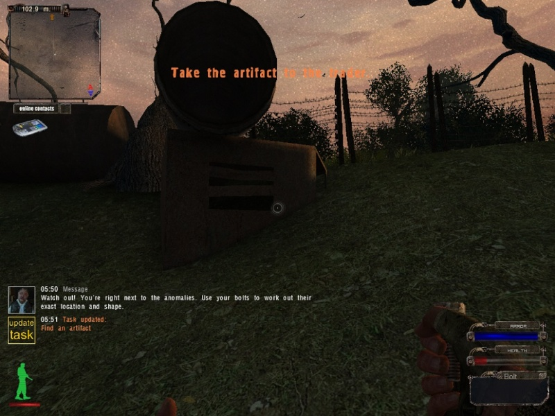 Stalker R.M.A Mod 1.1 + Shadow Addon v0.6 Xr_3d116