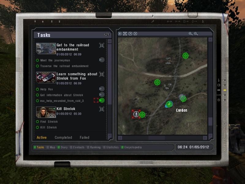Stalker R.M.A Mod 1.1 + Shadow Addon v0.6 Xr_3d118
