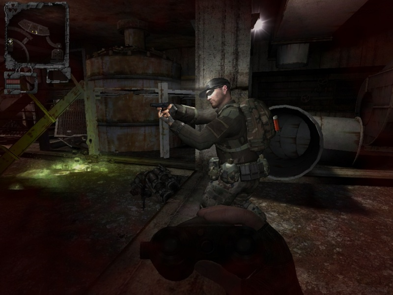 S.T.A.L.K.E.R. the cursed zone Xr_3da96