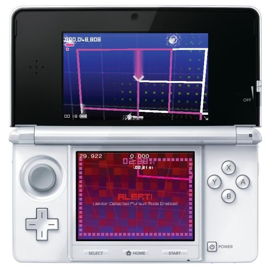 escapeVektor Escapes To The 3DS eShop On December 20th! Escape10