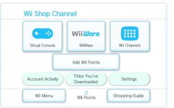Club Nintendo Accounts Cannot Be Linked To The Wii Shop On The Wii U! Wiisho10