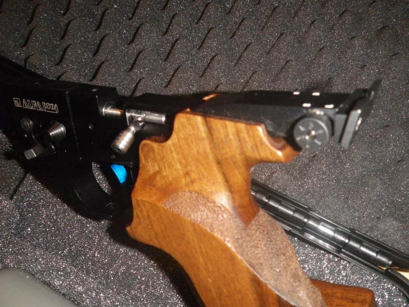 Pistolet air arms alfa proj compétion pcp - Page 2 Imgp3622