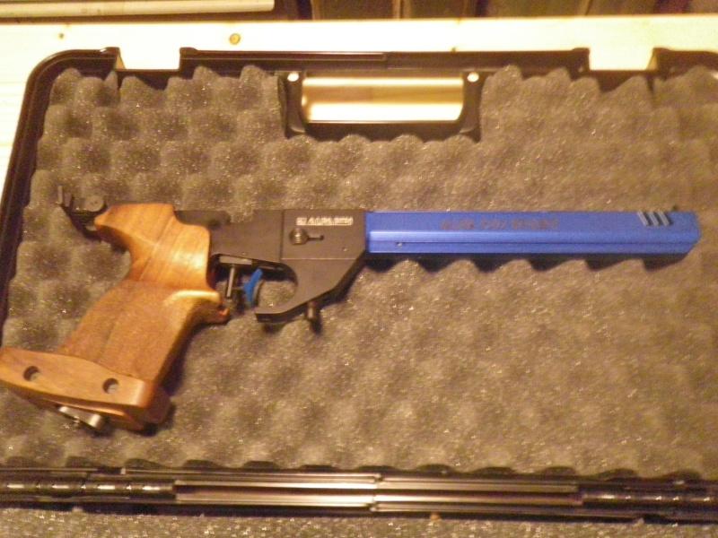 Pistolet air arms alfa proj compétion pcp - Page 2 Imgp3625