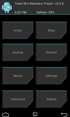 [INFO] [24 11 2013][RECOVERY] Team Win Recovery Project (TWRP) | Extended Rasb10