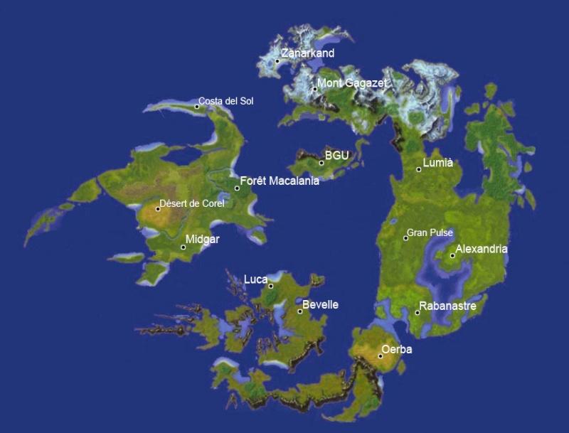 La Carte du Monde Worldm12
